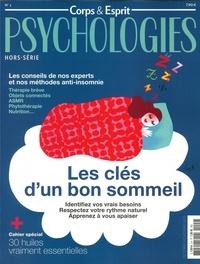 Agnès Rogelet et Patricia Salmon Tirard - Psychologies Corps & Esprit N° 2, octobre-novemb : Les clés d'un bon sommeil - Identifiez vos vrais besoins, respectez votre rythme naturel, apprenez à vous apaiser.