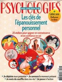 Flavia Mazelin Salvi - Psychologies hors-série N° 2, juillet 2020 : Les clés de l'épanouissement personnel.
