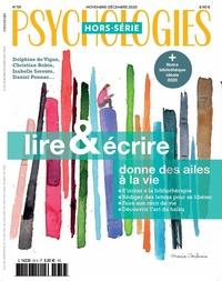 Patricia Salmon Tirard - Psychologies hors-série N° 59, novembre-déce : Lire & écrire - Donner des ailes à la vie.
