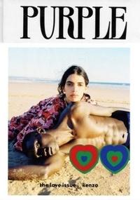Purple Institute - Purple Fashion N° 34, septembre 202 : The Love Issue.