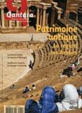 François Zabbal - Qantara N° 79, avril 2011 : Patrimoine antique - Le regard des Arabes.