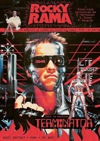 Johan Chiaramonte - Rockyrama N° 30, mars 2021 : Dans la machine Terminator.