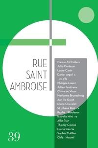 Collectif - Rue Saint Ambroise N° 39 : .