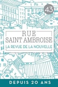 Collectif - Rue Saint Ambroise N° 43 : .