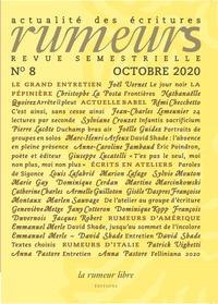 Thierry Renard - Rumeurs N° 8 : .