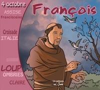 Benoît Mancheron - Saint François d'Assise, Le troubadour du Christ - CD audio.
