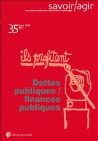 Frédéric Lebaron - Savoir/Agir N° 35 : .