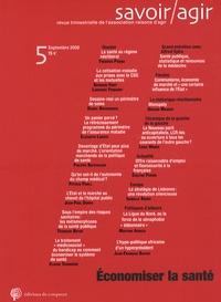 Frédéric Pierru et Frédéric Lebaron - Savoir/Agir N° 5, Septembre 2008 : .