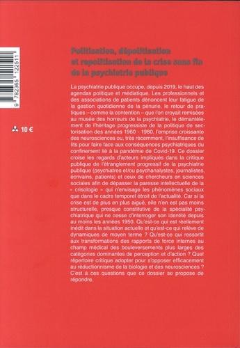 Savoir/Agir N° 52, juin 2020 Politisation, dépolitisation et repolitisation de la crise sans fin de la psychiatrie oublique
