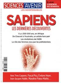 Vincent Rea - Sciences et avenir Hors-série N° 204, j : Sapiens - Les dernières découvertes.