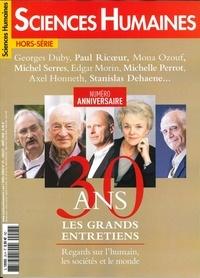 Héloïse Lhérété - Sciences Humaines Hors-Série N° 25, ju : Les grands entretiens - 30 ans de sciences humaines.