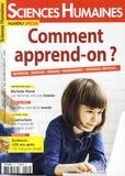 Héloïse Lhérété - Sciences Humaines N° 296S, Septembre-o : Comment apprend-on ?.