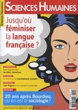 Héloïse Lhérété - Sciences Humaines N° 301, mars 2018 : Jusqu'où féminiser la langue française ?.