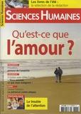 Héloïse Lhérété - Sciences Humaines N° 306, août-septemb : Qu'est-ce que l'amour ?.