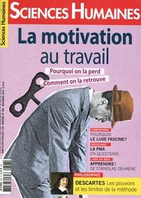 Héloïse Lhérété - Sciences Humaines N° 308, novembre 201 : La motivation au travail.