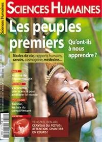Laurent Testot - Sciences Humaines N° 327, juillet 2020 : Les peuples premiers - Qu'ont-ils à nous apprendre ?.