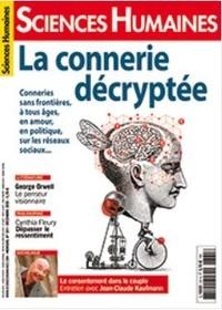 Héloïse Lhérété - Sciences Humaines N° 331, novembre 202 : La connerie décryptée - Conneries sans frontières, à tous âges, en amour, en politique, sur les réseaux sociaux....