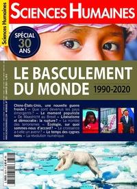Martine Fournier - Sciences Humaines N° 332, janvier 2021 : Spécial 30 ans - Le basculement du monde 1990-2020.