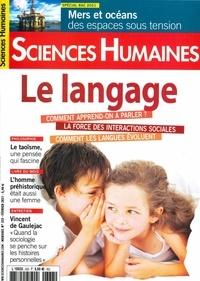 Héloïse Lhérété - Sciences Humaines N° 333, février 2021 : Le langage.