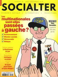 Philippe Vion-Dury - Socialter N° 30, août-septembr : Les multinationales sont-elles passées à gauche ?.