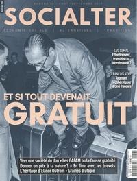 Philippe Vion-Dury - Socialter N° 36, août-septembr : Et si tout devenait gratuit.