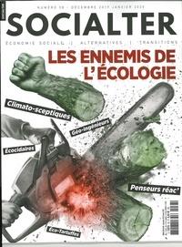 Philippe Vion-Dury - Socialter N° 38, décembre-janv : Les ennemis de l'écologie.