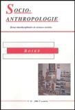Lionel Obadia et Eric Jolly - Socio-anthropologie N° 15, 1er Semestre : Boire.
