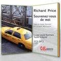 Richard Price - Souvenez-vous de moi. 2 CD audio MP3