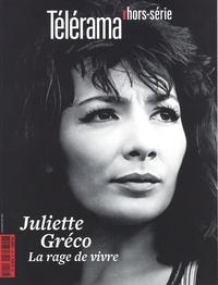 Valérie Lehoux - Télérama hors-série  : Juliette Gréco - La rage de vivre.