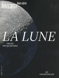 Catherine Sueur - Télérama hors-série N° 218, avril 2019 : La Lune prend ses quartiers.