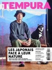 Emil Pacha Valencia - Tempura N° 3, automne 2020 : Les japonais face à leur nature - Tokyo ville verte, forêts millénaires, après-Fukushima, crise climatique, glamping....