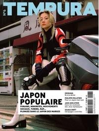 Emil Pacha Valencia - Tempura N° 6, été 2021 : Le Japon populaire.