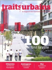 Marie-Christine Vatov - Traits urbains N° 100 : Les 100 qui font la ville.