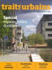 Marie-Christine Vatov - Traits urbains N° 110 : Spécial espaces publics durables.
