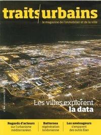 Marie-Christine Vatov - Traits urbains N° 99 : Les villes explorent la data.