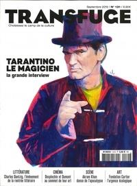 Vincent Jaury - Transfuge N° 131, septembre 20 : Tarantino le magicien.