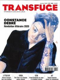 Vincent Jaury - Transfuge N° 135, janvier 2020 : Constance Debré.