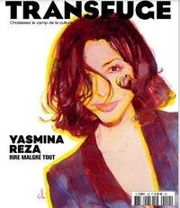 Vincent Jaury - Transfuge N° 144, décembre 202 : Yasmina Reza.