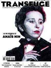 Vincent Jaury - Transfuge N° 145, janvier 2021 : La vie sexuelle d'Anaïs Nin.