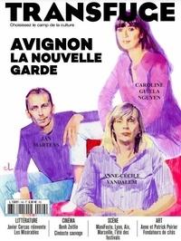 Vincent Jaury - Transfuge N° 149, juin-juillet : Avignon, la nouvelle garde.