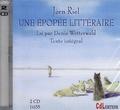Jorn Riel - Une épopée littéraire. 2 CD audio