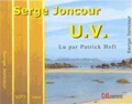 Serge Joncour - UV. 1 CD audio MP3