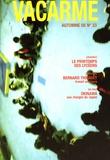 Fabien Jobard - Vacarme N° 33, Automne 2005 : .