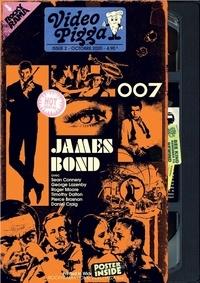 Johan Chiaramonte - Vidéo Pizza N° 2, octobre 2020 : James Bond.