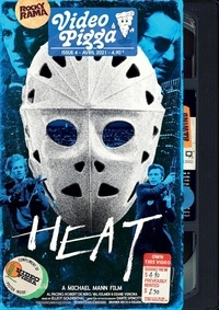 Johan Chiaramonte - Vidéo Pizza N° 4, avril 2021 : Heat.