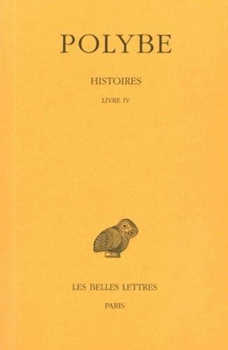 Polybe - Histoires - Tome 4, Livre IV.