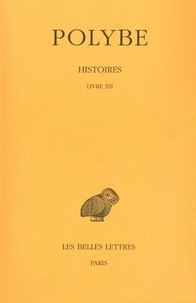Polybe - Histoires - Tome 9, Livre XII.