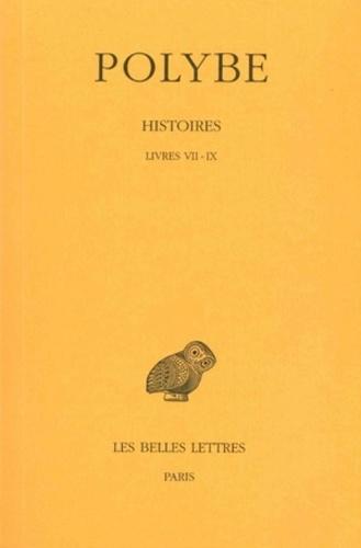 Polybe - Histoires - Tome 7, Livres VII-IX.