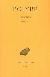 Polybe - Histoires - Tome 8, Livres X et XI.