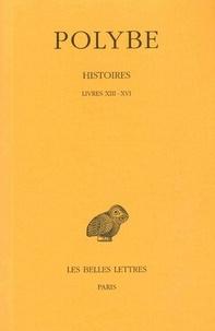 Polybe - Histoires - Tome 10, Livres XIII-XVI.